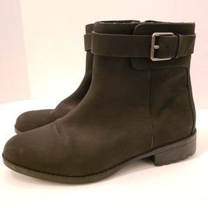 Cole Haan Grand OS Hastings Waterproof Black Boots